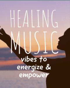 Healing Music banner