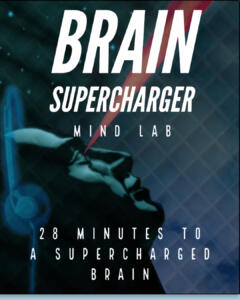 Brain Supercharger -POSTER